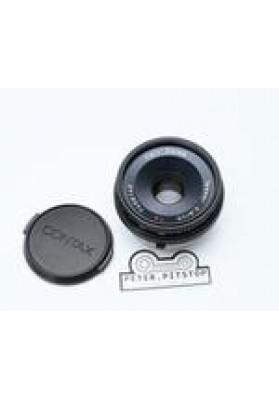 Contax Zeiss Tessar 45mm f2.8 CY