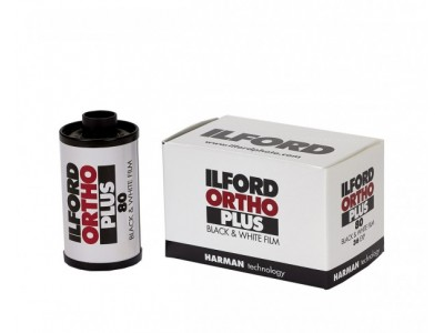 Ilford Ortho Plus 80 135mm exp 1/23