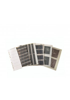 Glassine negative sleeves 35mm format (10 sheets)