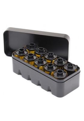 Film Case 10 rol 135mm