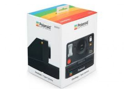 Polaroid OneStep 2 I-TYPE Graphite Instant Camera