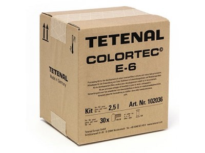 Tetenal Colortec 3 bath kit E6 2.5L