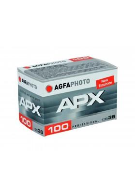 Agfa APX 100 135-36 exp april/2022