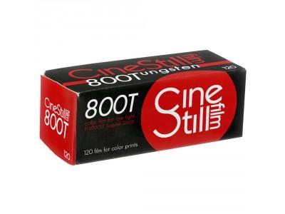 Cinestill 800 120 Tungsten Xpro C41