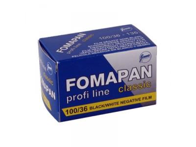 Fomapan 100 Classic 135-36 (1 rol) exp04/2021