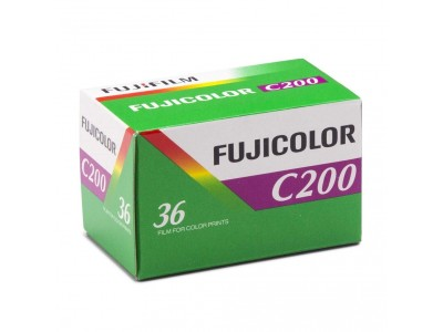 Fuji Color C200 135-36 1/2022 (1 rol)