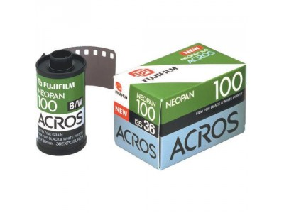 Fuji Neopan Acros 100 II 135-36 (1 rol) exp 10-2021