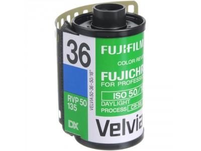 Fuji Velvia 50 135-36 (1ROL)