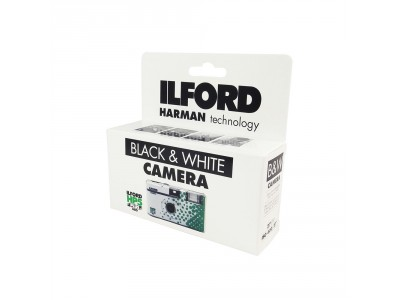 Ilford HP5 Plus 400 Disposable Camera 135-27 Exp 06/2022