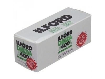 Ilford Delta 400 120 (1 rol) exp 01/2022