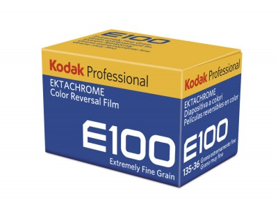 Kodak Ektachrome E100 135