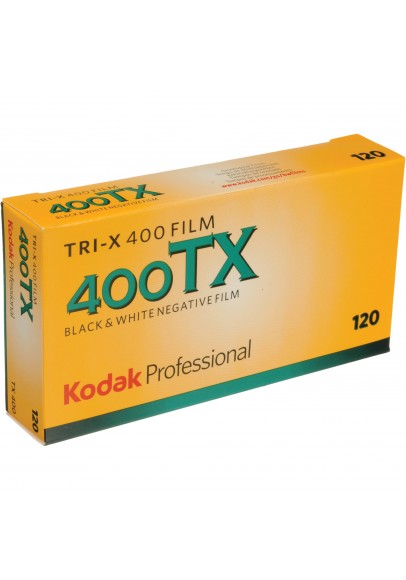 *** Kodak Tri X 400 120 (5 rol/pack) *** Special Offer Exp 08/2018