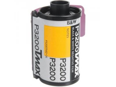 Kodak TMAX P3200 135-36  exp 12/2019