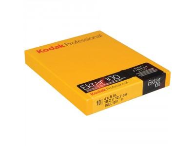 Kodak Ektar 100 4x5 (10 lembar)