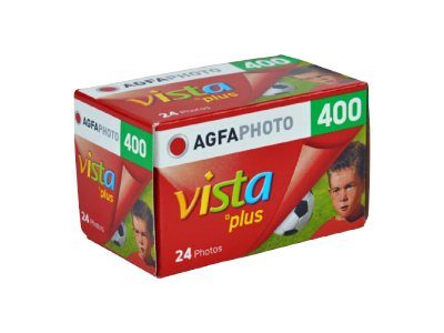 Agfa Vista Plus 400 135-36 (1 rol) exp 10/2019