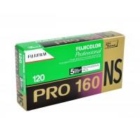 Fuji Pro 160NS 120 (5 rol) Exp10/2018