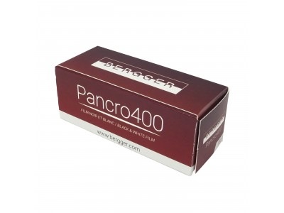Bergger Pancro 400 120 (1 rol)  Exp Dec 2021