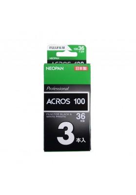 Fuji Neopan Acros 100 - 135 36@ 3 rol