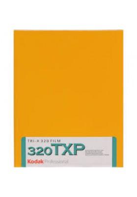 Kodak 320 TXP 4x5 ( 10.2x12.7cm 10 lembar)