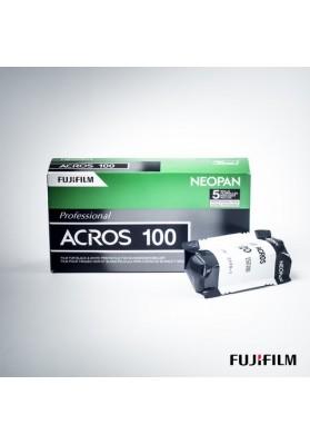 *** Fuji Neopan Acros 100 120 (5 rol) *** Special Offer Exp 08/2021