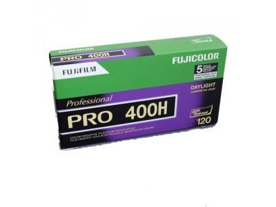 Fuji Pro 400H 120 (5 rol) exp 9-2021