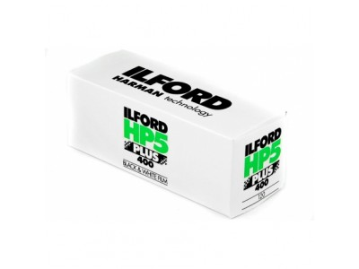 Ilford HP 5 Plus 400 120 (1 rol) Exp 04/2022