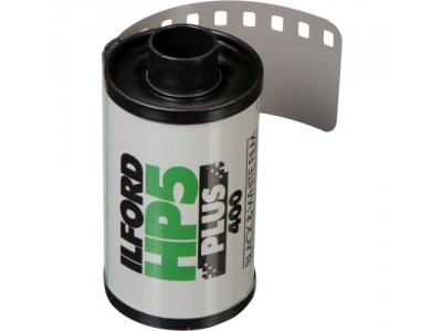 Ilford HP5 Plus 400 135-36 (1 rol) exp07/2022
