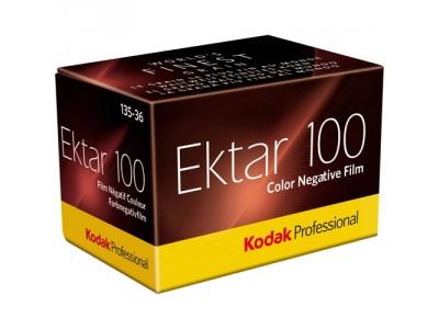 Kodak Ektar 100 135-36 (1 rol) exp11/2020