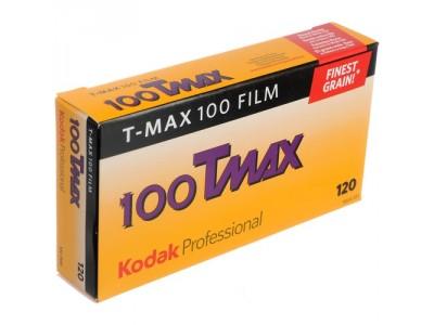 Kodak Tmax 100 120 (5 rol)