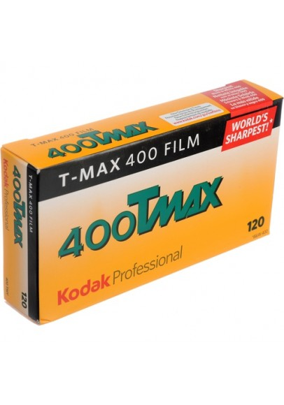 *** Kodak Tmax 400 120 (5 rol/pack) *** Special Offer Exp 11/2017