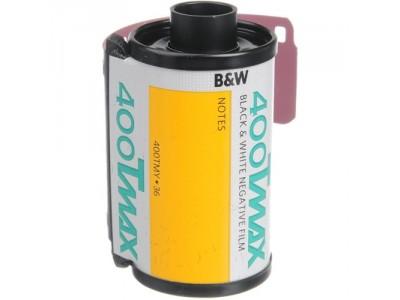 Kodak Tmax 400 135-36 (1 rol) EXP09/2021