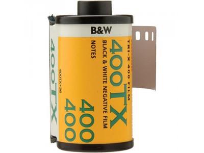 Kodak Tri X 400 135-36 (1 rol) EXP08/2021