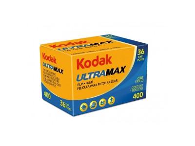Kodak Ultramax 400 135-36 (1 rol) EXP11/2022