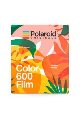 Polaroid Color 600 instant film 8 Exposure Tropic Edition