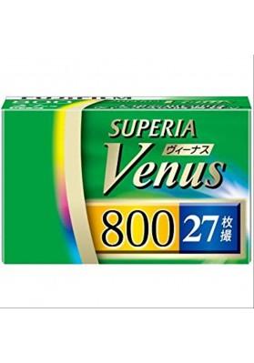 Fuji Superia Venus 800 135-27 (1 rol)