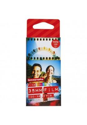 Lomography Color Negative 100 35mm - 36exp Pack of 3
