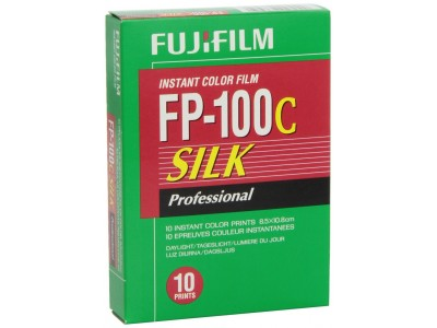 Fuji FP100C Silk 10 Exposure