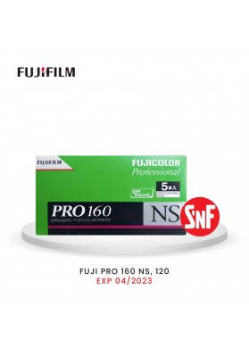 Fuji Pro 160NS 120 (5 rol)