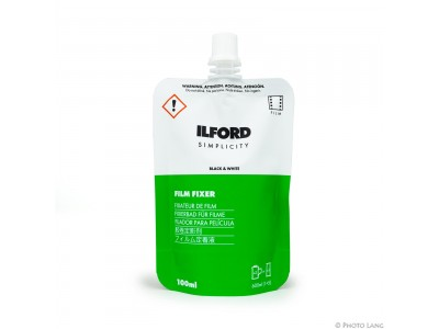 Ilford Simplicity Film Fix, Rapid Fixer of 100ml