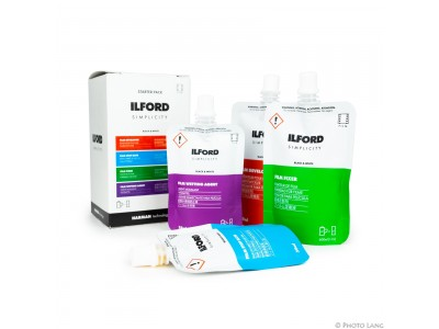 Ilford Simplicity Film Kit Row (Starter)