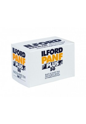 Ilford Panf Plus 50 135mm exp 8/23
