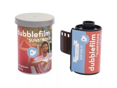 dubble film Sunstroke 200 C41 135mm