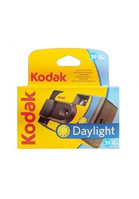 Kodak Day Light Single Use Camera with 39 Exp Poses